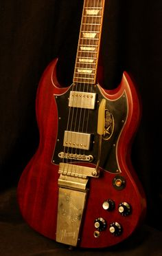 gibson-Robby Krieger SG VOS