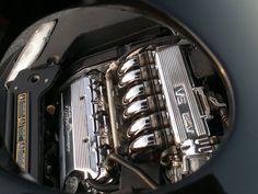Alfa Romeo 3.2 V6 Engine