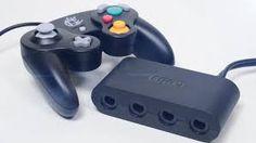 Super smash bros gamecube controller and abdapter