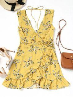 101 Best Long Floral Dresses images  7852b66d3