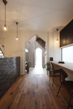 Hazukashi House  / ALTS Design Office