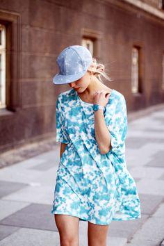 the lovely sarah of framboise fashion who i met in copenhagen <3