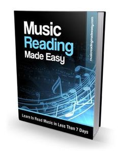 This is a step by step system that teaches you how to read Music effectively in 7 days or less.