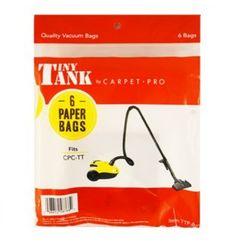 Carpet Pro TTP-6 bags >>> #VacuumBags #DirtBags #Vacuums #Carpetpro