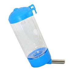 Pets Puppy Cat Water Bottle Hanging No Drip Drinking Bottle Automatically Feeder Water * Want to know more, click on the image. (This is an affiliate link) #AutomaticCatFeederDIYIdeas