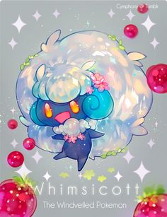 cymphony: shiny whimsicott is one of my favourites _