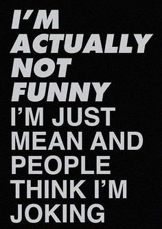 Top 40 Sarcastic humor quotes The most funny caps. Our sense of humor is very different. Sarkastischer Humor, Mau Humor, Humor Quotes, Karma Quotes, Funny Humor, It's Funny, Funny Work, Funny Insta Bios, Insta Captions Funny