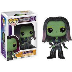 Marvel: Guardians of the Galaxy - Gamora Gender: Unisex. Marvel: Guardians of the Galaxy - Gamora Disney Pop, Disney Pixar, Film Disney, Funk Pop, Funko Pop Marvel, Pop Vinyl Figures, Pop Bobble Heads, Game Of Thrones, Funko Pop Dolls