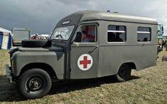 Vintage Ambulances | Ambulances