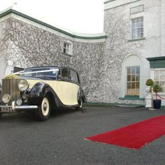 1950 Rolls Royce Silver Wraith timeless vintage car for bride grooms with style. Vintage Cars, Antique Cars, Rolls Royce Silver Wraith, Wedding Car, 1950s, Favorite Things, Classic Cars