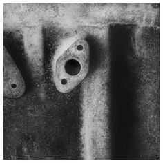 "Iron Skin I  Pencil on Paper 10' x 10"" - Armin Mersmann"