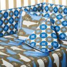 Whales Crib Bumper by Room 365 - SO SO cute!!!!!