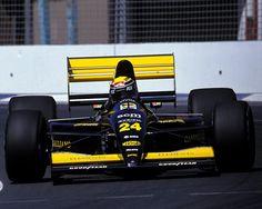 Roberto Moreno - Minardi 1991