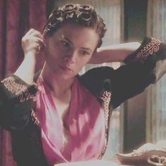 What? You don't put your hair up at night? | 17 Times Agent Peggy Carter's Outfits Were So Good It Actually Hurt