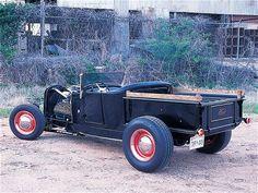 27 Model T Roadster Pickup