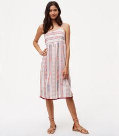 Primary Image of LOFT Beach Veranda Dress