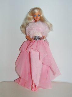 Barbie pink jubilee 1987