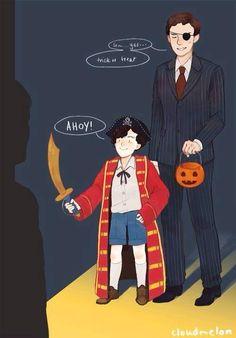 "cloudmelon: "" Sherlock didn't actually want the sweets, he just want to dress up as a pirate. Sherlock Fandom, Sherlock John, Mycroft Holmes, Moriarty, Johnlock, Benedict Cumberbatch, Martin Freeman, Holmes Brothers, Supernatural"