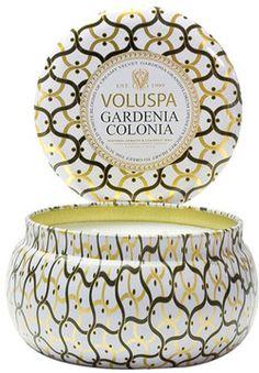 Voluspa 'Maison Blanc - Gardenia Colonia' 2-Wick Candle on shopstyle.com