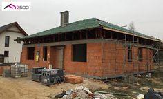 Blog z budowy Tomasz S. według projektu Z500 Z273+a Cabin, House Styles, Blog, Home Decor, Decoration Home, Room Decor, Cabins, Blogging, Cottage