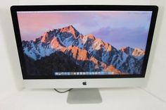 "VERY GOOD Used Apple iMac Core i7 3.5GHz 27"" 3TB Fusion 32GB RAM A1419 2013 C10"