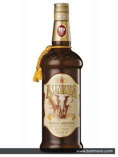 Amarula Cream Liqueur Drink