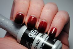 Orly Gel FX over Sally Hansen Red My Lips by TartanHearts, via Flickr