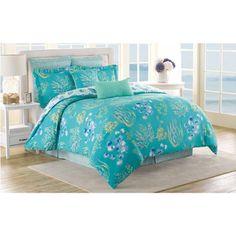 Soho New York Home Beachcomber Cotton 8-piece Comforter Set | Overstock.com Shopping - The Best Deals on Comforter Sets