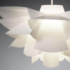 Flight 35 Lampshade & Fixture by Bjarne Urhammer for NovoForm | MONOQI #bestofdesign #lighting