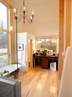 HGTV Dream Home 2011: Master Bathroom | Pictures and Video From HGTV Dream Home 2011 | HGTV