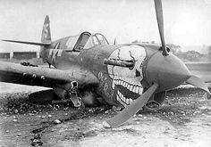 Curtiss P-40M The Burma Banshees