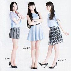 Perfume #prfm #perfume_um #a_chan #nocchi #kashiyuka #あ~ちゃん #のっち #かしゆか