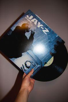 Classic Jay Z vinyl
