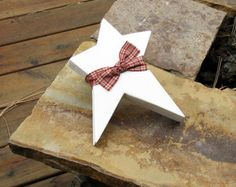 primitive chunky wooden stars - Google Search