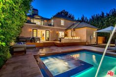 Remodeled Beverly Hills Home -  606 N Oakhurst D - $9,300,000 Home for sale, House images, Property price, photos