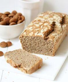 per plak - Healthy Speculaas Cake Healthy Cake, Vegan Cake, Healthy Sweets, Healthy Baking, Healthy Foods, Healthy Cookies, Healthy Recepies, Healthy Smoothies, Gourmet Recipes