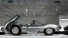 1957 Jaguar XKSS - Ralph Laurens Cars collection.