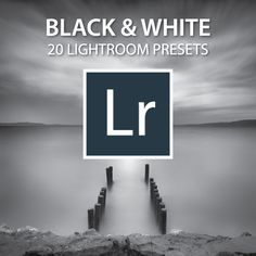 Black and White Lightroom Presets http://www.camerastupid.com/black-white-lightroom-presets/