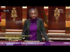 Le journal de BORIS VICTOR : MA FRANCE INSOUMISE - La Défense est un quartier h...