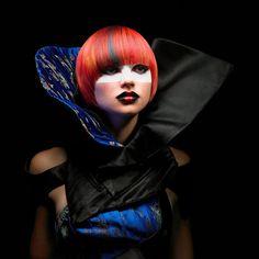 präsentiert von www.my-hair-and-me-de #women #hair #haare #bob #red #rot #different #amazing #glatt #straight