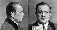 Vito Genovese, mafia boss,1934