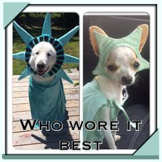 Who wore it best?!