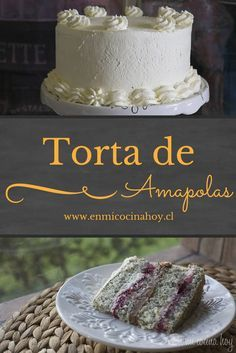 Orange cake and candied fruit - HQ Recipes Orange Recipes, Sweet Recipes, Cake Recipes, 1234 Cake, Chilean Recipes, Chilean Food, Tadelakt, My Dessert, Food Decoration