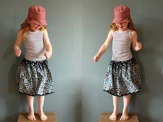 DIY: 1 hour skirt