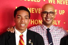 """NPR's """"All Things Considered"""" takes notice of Steven Clark, valedictorian of Urban Prep Academy in Chicago and a member of Denison's incoming Class of 2018."""