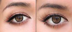 Momodoki: Cute Dolly Eyes - Geo Angel [Advertorial] Half Japanese, Japanese Girl, Brown Contact Lenses, Geo, Cute, Japan Girl, Kawaii