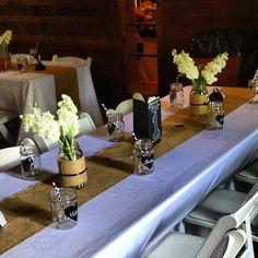 Table setting :)
