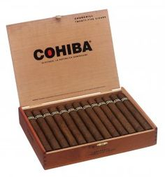 Smoking Cohiba – The Cohiba Cigar Story