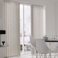Vertical blinds from Alam's beautiful blinds