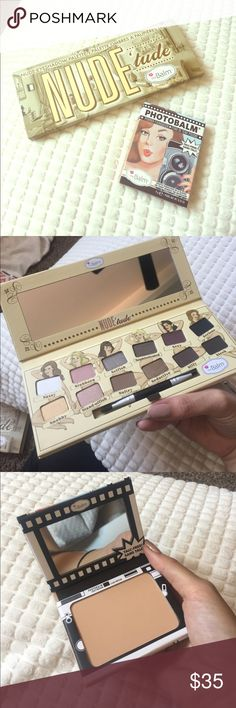 NWT The Balm Eyeshadow Palette New never touched The Balm eyeshadow palette. Comes with sleeve. I have other new makeup you can choose from. I always throw in a gift with purchase💕 the balm Makeup Eyeshadow
